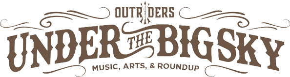 Outriders Present Under The Big Sky